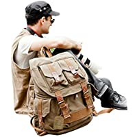 i-graphy DSLR SLR Camera Backpack (Army Green)