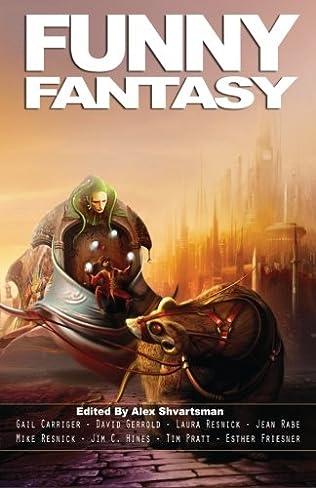 book cover of Funny Fantasy