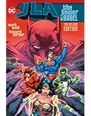 JLA THE TOWER OF BABEL THE DELUXE EDITION HC