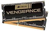 Corsair Vengeance 16 GB (2 x 8 GB) DDR3 1866 MHz (PC3 15000) Laptop Memory CMSX16GX3M2A1866C10