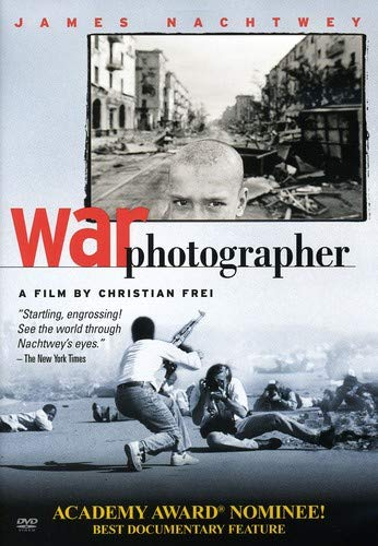 Amazon com: War Photographer: James Nachtwey, Christiane