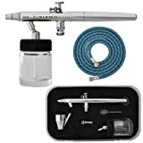 Master Airbrush Brand S68 Multi-purpose Dual-action Airbrush for Auto-hobby-...