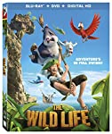 Cover Image for 'Wild Life, The  [Blu-ray + DVD + Digital HD]'