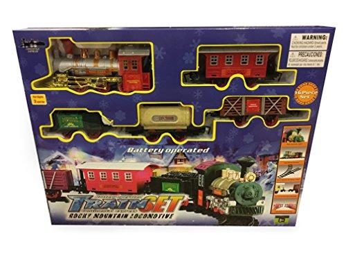 Rocky Mountain Train Set