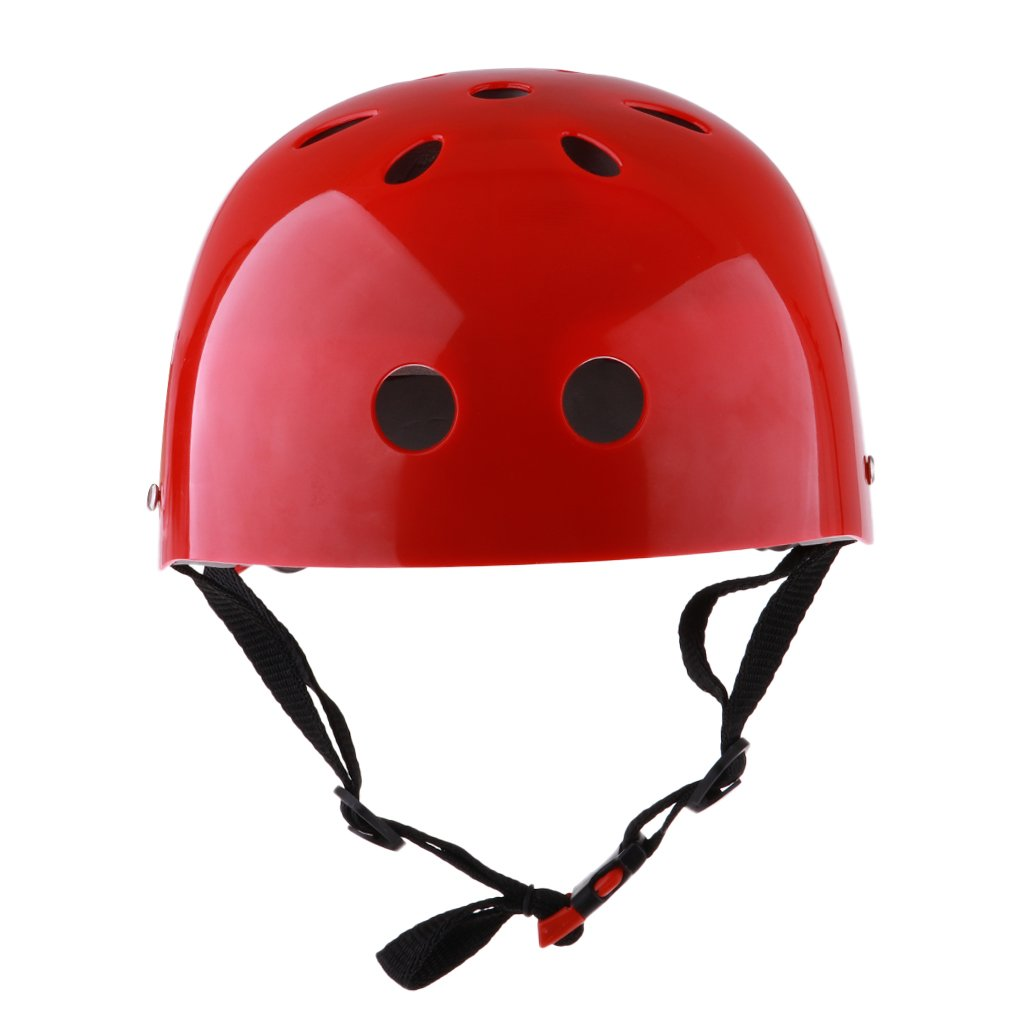 Baosity Lightweight Safety Protection Water Sports Wakeboard Helmet Kayak Kite Surfing Ski Jet Ski Stand Up Paddleboarding Protector Hat Hard Cap for Adult Men Women Kid