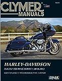 2010-2013 Harley Davidson FL FLH FLT Road King Electra Glide CLYMER MANUAL