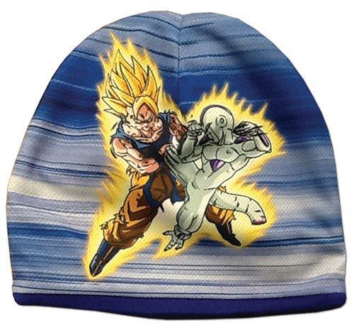 Great Eastern Entertainment Dragon Ball Z - Goku vs. Frieza Sublimation Beanie