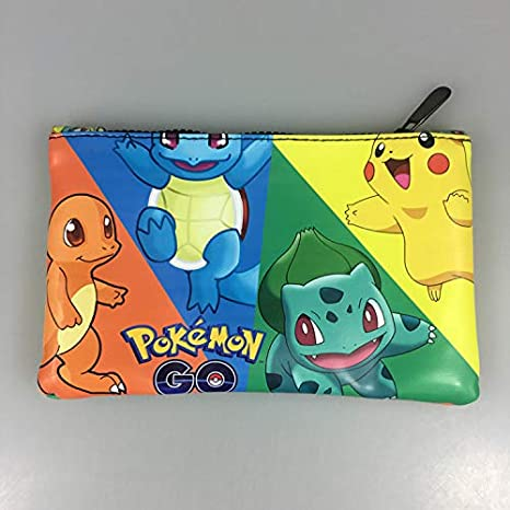 Cartoon Pokemon Go - Cartera de Bolsillo con diseño de ...