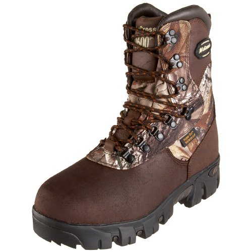 "LaCrosse Men's 10"" Game Country Hunting Boot,Realtree AP HD,"