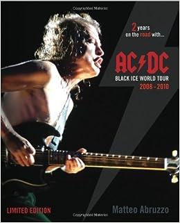 Resultado de imagen para Black Ice World Tour 2008-2010 Photo Book