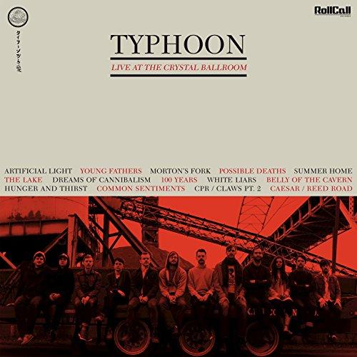 Live at the Crystal Ballroom (Typhoon Band)