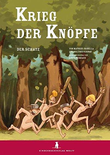 Der Krieg der Knöpfe. Eine Graphic Novel
