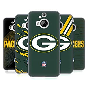 Official NFL Green Bay Packers Logo Soft Gel Case for HTC One M9+