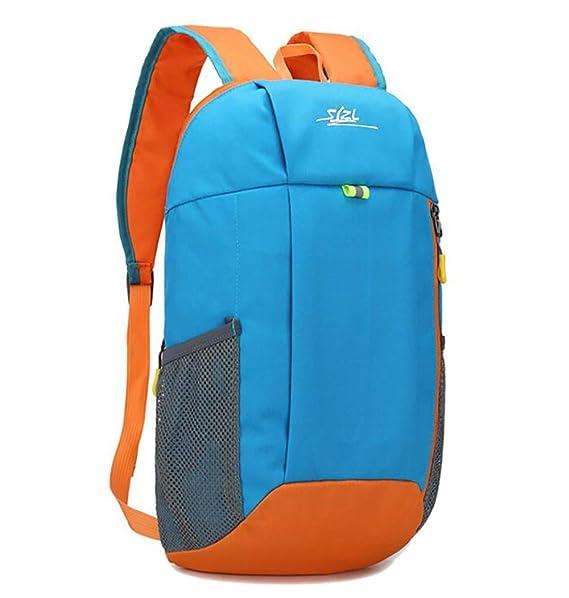 Mochila de viaje ligera para niños, mochila escolar, deportes al aire libre, mochila