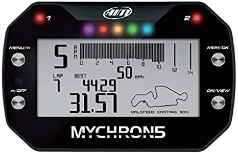 Amazon.com: MyChron 5 Dash Logger w/GPS w/WiFi: Cell Phones & Accessories