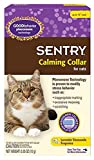Sentry Good Behavior Pheromone Calming Cat Collar Separation Anxiety Stress