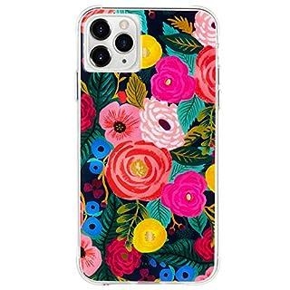 Case-Mate Rifle Paper CO. iPhone 11 Pro Max Case - Floral Design - 6.5 - Juliet Rose (CM039412)