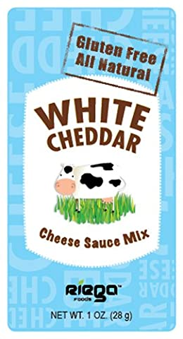 Riega Cheese Sauce Mix, White Cheddar, 1 Ounce (Pack of 12) - Italian Roast Beef