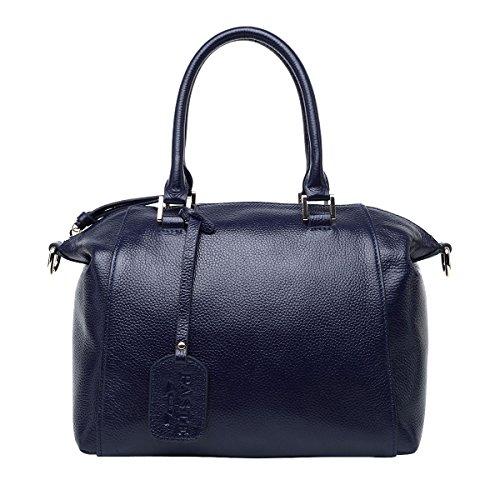 Mena UK-donne nuova borsa casual in pelle morbida borsa / spalla multiuso casuale semplice schema litchi Pelle artificiale / La borsa a tracolla