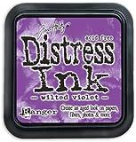 Ranger September Distress Ink Pad, Wilted Violet
