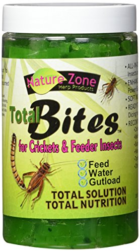 The Best Nature Zone Total Cricket Bites