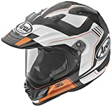 Arai XD4 Mesh Orange Dual Sport Helmet - X-Large