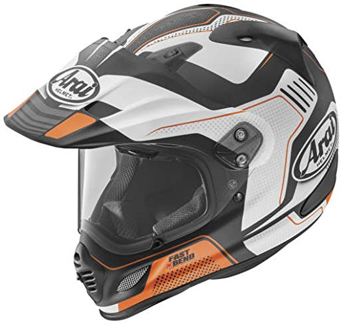 Arai XD4 Mesh Orange Dual Sport Helmet - X-Large by Arai (Image #3)