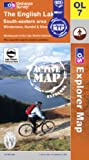The English Lakes - South Eastern Area (OS Explorer Map Active)