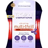 New Trojan Vibrations Vibrating Multi Thrill