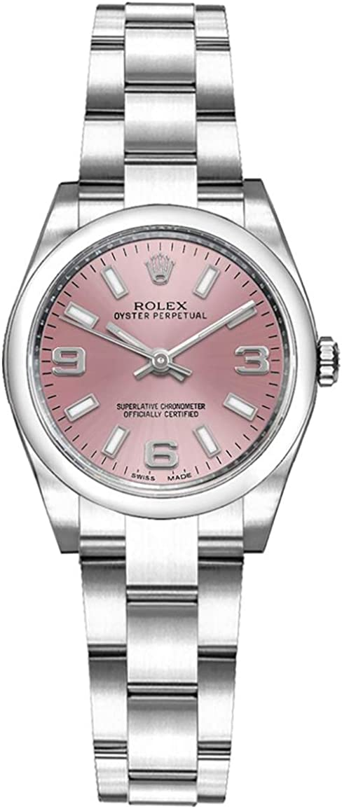 Rolex Oyster Perpetual 26 176200-PNKSAO