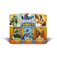 Activision Skylanders Giants Triple Pack # 5 (Prism Break, Lightning Rod & Drill Sergeant)