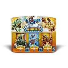 "Skylanders Giants - Character Triple Pack #5 - DRILL SERGEANT ""S2"" / LIGHTNING ROD ""S2"" / PRISM BREAK ""S2"""