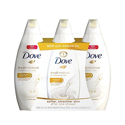 Dove Dry Nourishing Body Wash