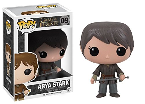 POP! Vinilo - Game of Thrones Arya Stark
