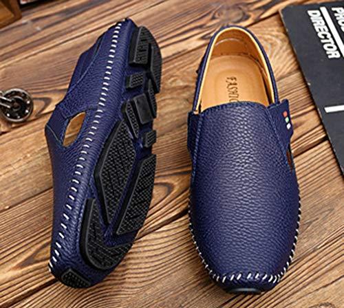 40 Slippers Blue EU Blu Uomo Femaroly YvwgOqxOp