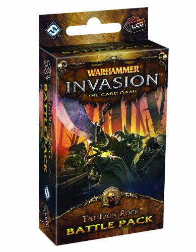 (Warhammer Invasion: The Card Game - The Iron Rock Battle Pack)