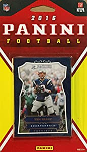 New England Patriots 2016 Panini Factory Sealed Team Set with Tom Brady, Rob Gronkowski, Julian Edelman plus Super Bowl Champions