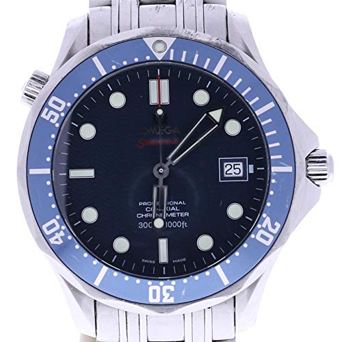 Omega Seamaster Swiss-Automatic Male Watch CoAxial (Certified Pre-Owned)
