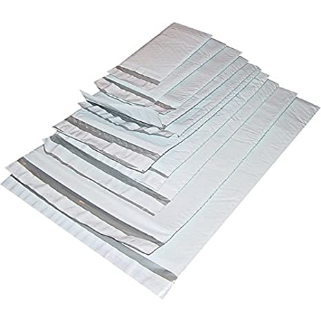100 #6 12.5x19 Poly Bubble Padded Envelopes Mailers Shipping Bags AirnDefense