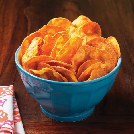 NutriWise - BBQ Potato Chips (80 Bags)