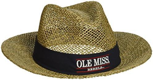 The Game NCAA Straw Safari Hat