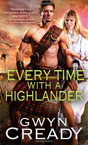 book cover of Every Time with a Highlander