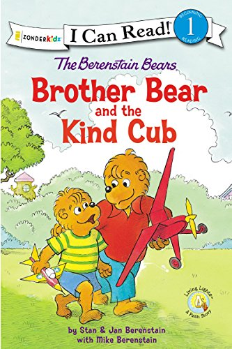 The Berenstain Bears Brother Bear and the Kind Cub (I Can Read! / Berenstain Bears / Living Lights)