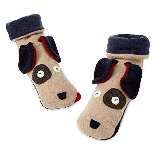 Cate And Levi Handmade Adult Dog Slippers   Size Xl   W  10   M  8 5 10  Premium Reclaimed Wool   Colors Will Vary