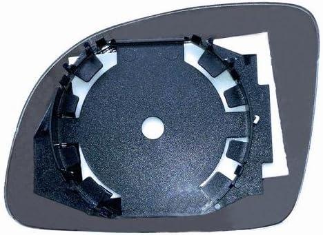 Cristal placa espejo retrovisor Beetle 1998-2005 derecha