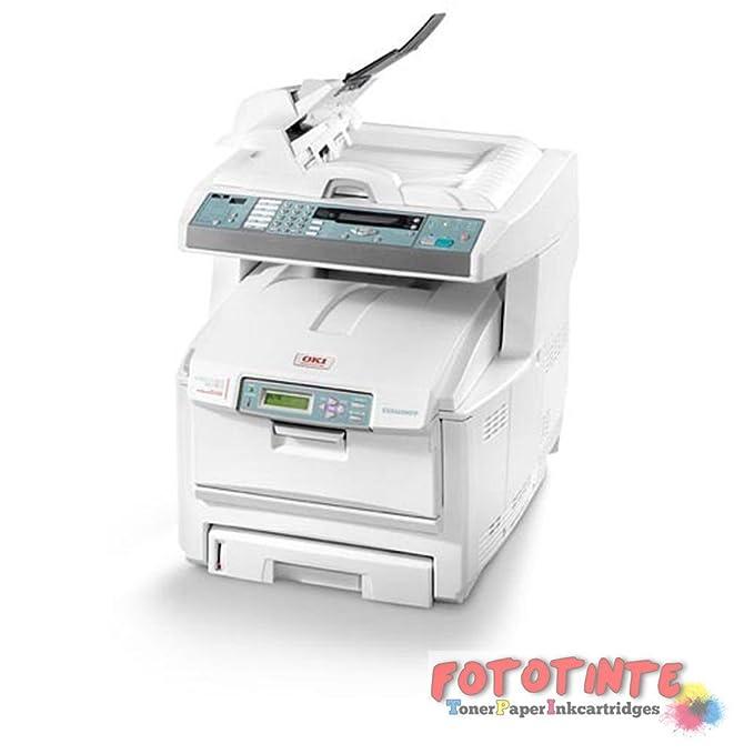 OKI es5460 MFP - Impresora láser - Multifuncional - Print - Scan ...