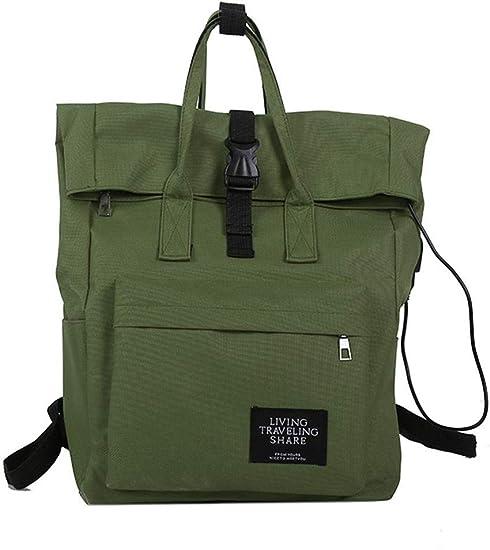 edited Women Large Capacity Backpack
