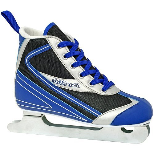 Lake Placid Starglide Boy's Double Runner Figure Ice Skate (Y10) (Blade Runner Figure compare prices)