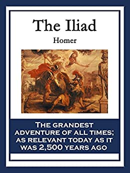 a literary analysis of illiad by homer Welcome to the litcharts study guide on homer's  a concise biography of homer plus historical and literary context  in-depth summary and analysis of every.