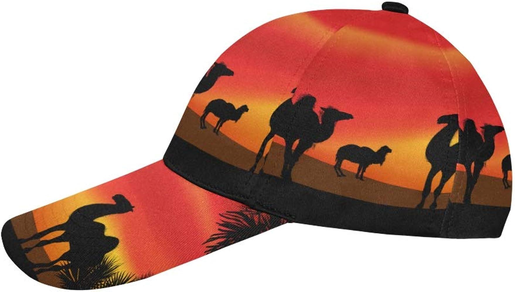 Las Mejores Gorras para Hombre Sombras de Camello en el Desierto ...
